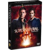 BOX Supernatural - Quinta Temporada Completa - Amz