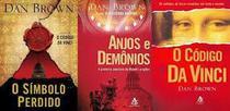 Box Trilogia Código da Vinci - Arqueiro -