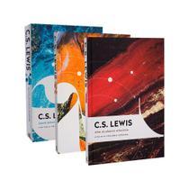 Box: Trilogia Cósmica  C. S. Lewis - PREMIUM A