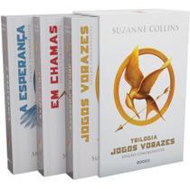 Box Trilogia Jogos Vorazes ( 3 Volumes ) Suzanne Collins - Rocco -