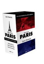 Box - Trilogia Paris - Os Aventureiros da Arte Moderna - 3 Volumes - Pocket - L&pm -