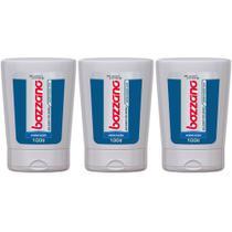 Bozzano Balsamo Pós Barba Hidratação 100g (Kit C/03) -