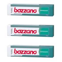 Bozzano Mentolado Creme De Barbear 65g (Kit C/03) -