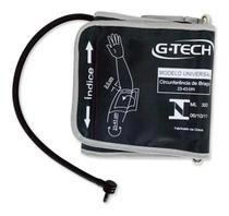 Braçadeira Aparelho Medidor De Pressão Digital De Braço GG - G-Tech