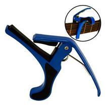 Braçadeira Capotraste Azul Haste Longa Violão Guitarra Dolph Cod.10698 - Dolphin