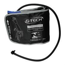 Braçadeira Extra Grande Para Aparelho De Pressão Digital De Braço 33 x 43 Cm Gtech -
