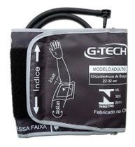 Braçadeira Para Aparelho De Pressão Digital De Braço Gtech 22-32 Cm Com Manguito - G-Tech