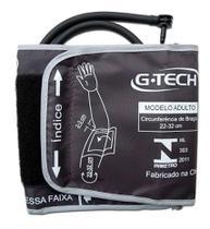 Braçadeira Para Aparelho De Pressão Digital De Braço Gtech 22 x 32 Cm - G-Tech
