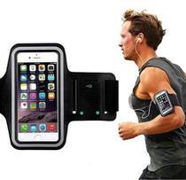Braçadeira para Smartphone + Porta Chave Arm Band MB fit -