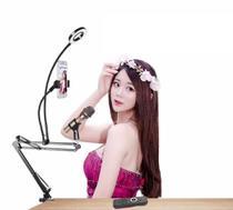 Braço Articulado,haste Flexível P/microfone e Smartphone c/iluminador ring light - Aj Som Acessórios Musicais