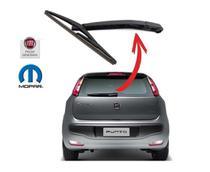 Braço Limpador Traseiro + Palheta Fiat Punto 2008 2009 2010 -