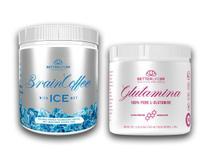 Brain Coffee ICE 200g e Glutamina 300g - BetterLife - Better Life