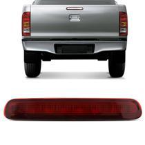 Brake Light Toyota Hilux 05 06 07 08 09 10 11 12 13 14 15 Luz de Freio Auxiliar Vermelho - Fitam