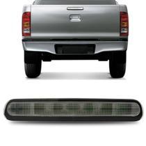 Brake Light Toyota Hilux 2005 A 2015 Auxiliar Luz de Freio Cristal 6 LEDS - Fitam