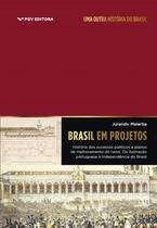 Brasil em projetos: historia dos sucessos politicos de melhoramento do reino: da ilustracao portuguesa a independencia do brasil - Fgv Editora -