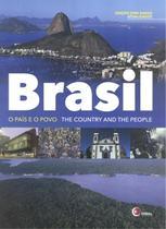 BRASIL - O PAIS E O POVO (BILINGUE) - 2ª EDICAO - Dis - disal editora -
