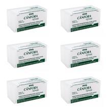 Bravir Cânfora Tabletes C/8 (Kit C/06) -