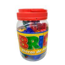 Bricks Blocos de Montar 56 Pecas 4747 Pais & Filhos (973649) - Pais E Filhos
