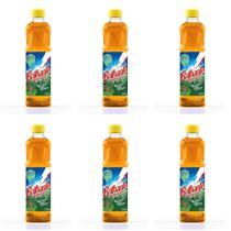 Brilhante Pinho Desinfetante 500ml (Kit C/06) -