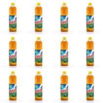 Brilhante Pinho Desinfetante 500ml (Kit C/12) -
