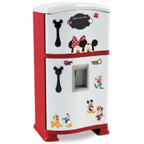 Brincadeira de Casinha - Refrigerador - Disney - Mickey Mouse - 51 Cm - Xalingo -