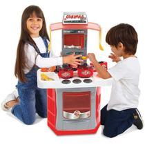 Brincando de casinha cozinha 4.0 unidade - Big Star