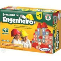 Brincando de Engenheiro I Xalingo 5275.4 -