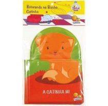 Brincando no banho: gatinha mi - Todolivro