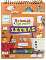 Brincar e Aprender Letras - Lafonte-