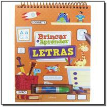 Brincar e aprender letras - Lafonte