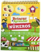 Brincar e Aprender Números - Lafonte-