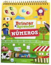 Brincar e aprender números - Lafonte
