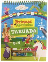 Brincar e Aprender Tabuada - Lafonte-