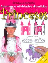 Brinque e aprenda - princesas - Sextante -