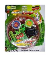 Brinquedo 2 Beyblade Metal Fight tornado + 2 Lançadores + Arena - Toy King