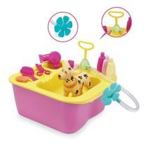 Brinquedo Acqua Pet com Acessórios - 8011 - Xplast -