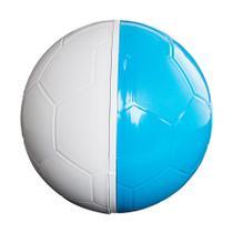 Brinquedo Amicus Crazy Ball para Cães Azul e Branco -