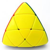 Brinquedo Antistress Cubo Mágico Pirâmide Colorido Velocidade - Toy King