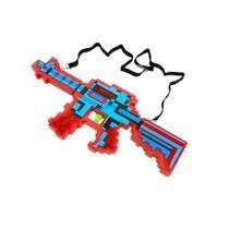 brinquedo Arma Minecraft Diamante C/som E Luz 40cm Alex Stive - Toys