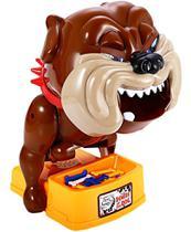 Brinquedo Bad Dog Jogo Não Acorde O Cachorro Ossos Divertido - Polibrinq