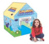 Brinquedo Barraca com Cano Galinha Azulzinha - Fabrincando ideias