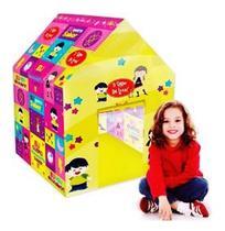 Brinquedo Barraca com Cano Show da Luma - Fabrincando ideias