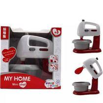 Brinquedo Batedeira My Home Com Som E Luz A Pilha (REF: 652284) - Toys S Toys
