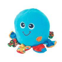 Brinquedo Bebê bichinho de pelúcia Polvo Dançante Winfun -