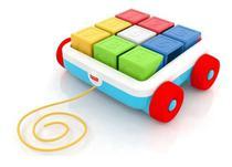 Brinquedo Blocos De Atividades Para Passear - 8585 - Fisher