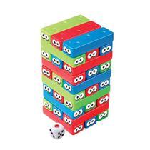 Brinquedo Blocos de Empilhar Equiliblocos 5063 DICAN -