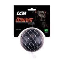Brinquedo Bola Borracha Extra Forte LCM para Cães - Grande -