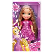 Brinquedo Boneca Disney Princesas Reais Rapunzel Mimo 6503 -