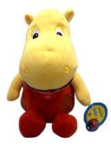 Brinquedo Boneca Pelúcia Infantil Musical Tasha Backyardigans Emite Sons - Nickelodeon - BBR Toys -