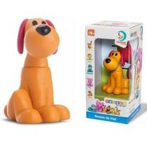 Brinquedo Boneco de Vinil Loula Turma do Pocoyo - Cardoso Toys